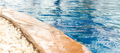 keep pool clean during monsoon